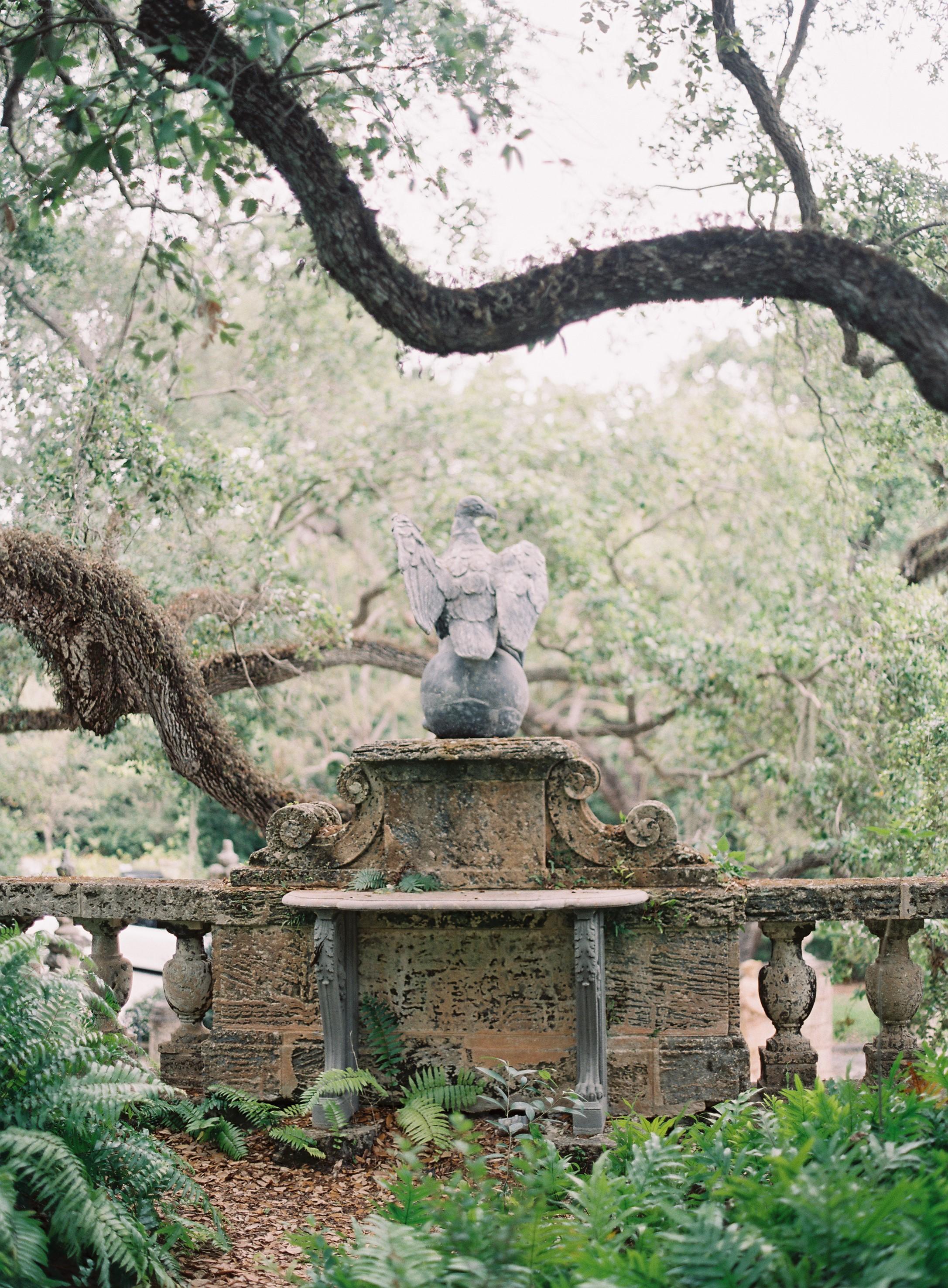 Vizcaya Museum and Gardens photos of grounds
