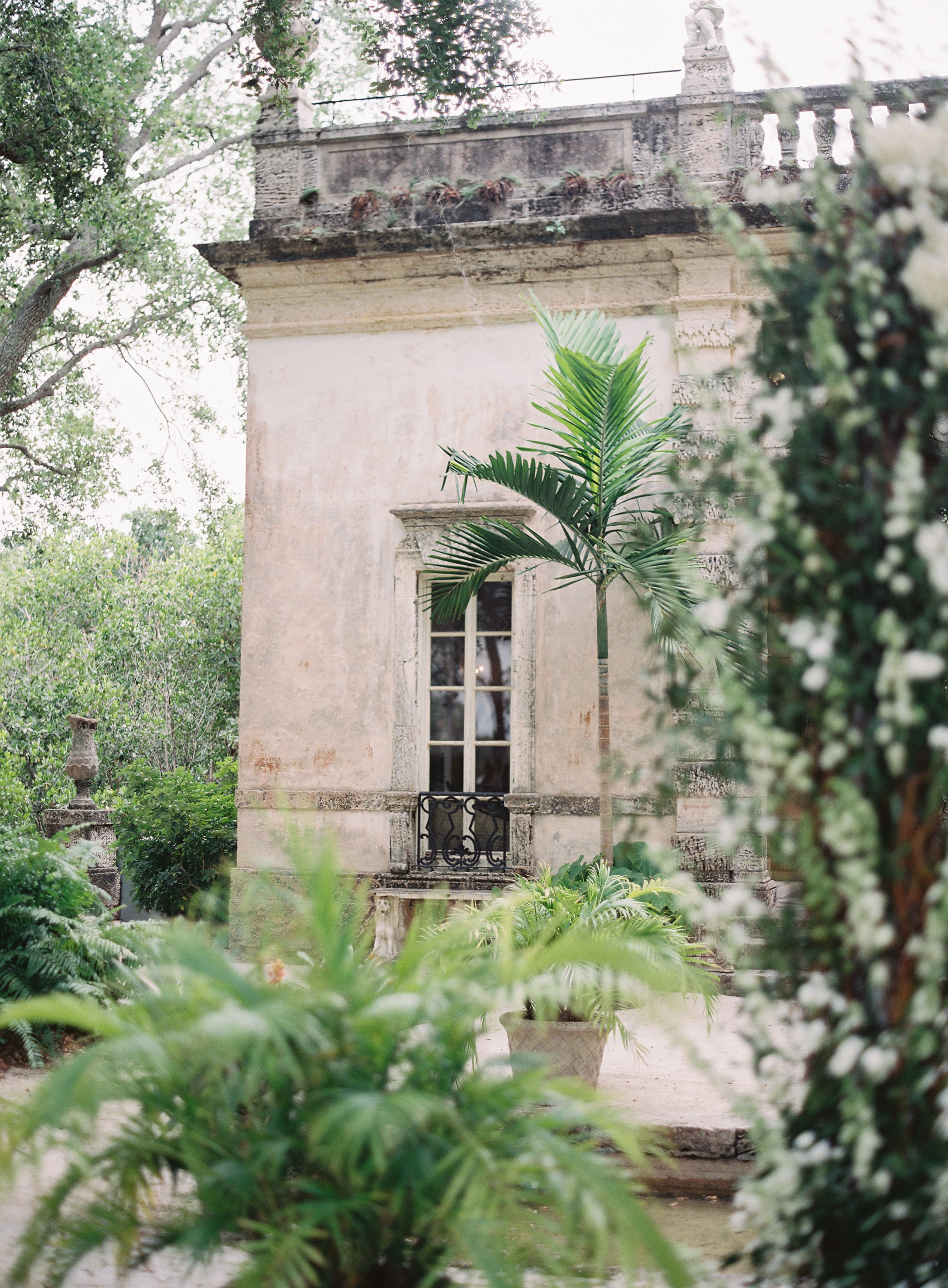 vizcaya museum and gardens architecture pictures