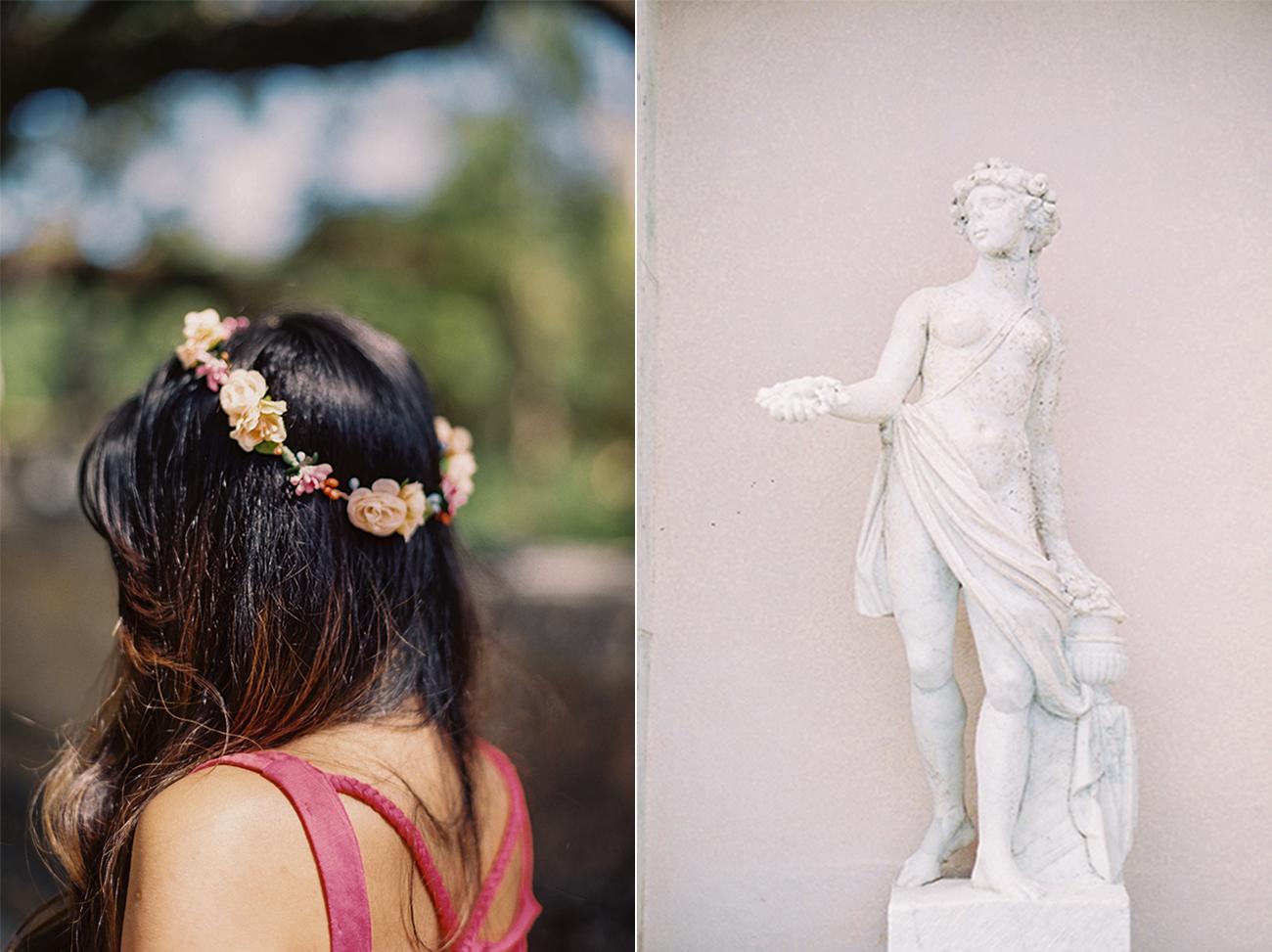 best film engagement photos Vizcaya Museum and Gardens